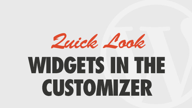 wp-customizer-widgets