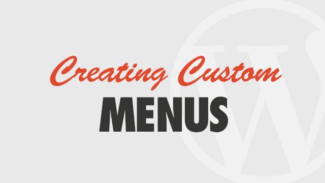 creating-menus