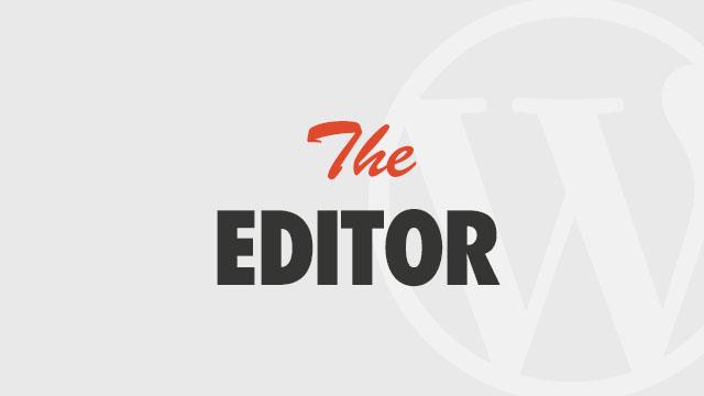 post-editor